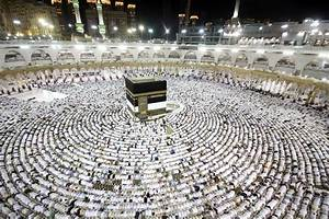 A Look At Mecca, Islam's Holiest Site, At The Height Of ...
