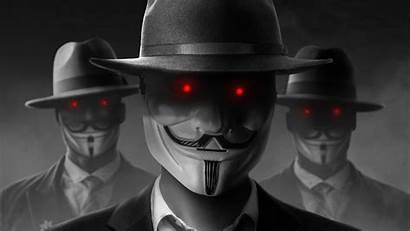 4k Hacker Anonymous Technology Wallpapers Creative Mask