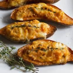 baked sweet potato recipe twice baked sweet potatoes recipes barefoot contessa