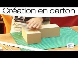 Fabriquer Un Personnage En Carton : fabriquer une lettre en carton mode d 39 emploi youtube ~ Zukunftsfamilie.com Idées de Décoration