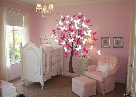 fresque chambre bébé butterfly tree nursery wall decal 1140 innovativestencils