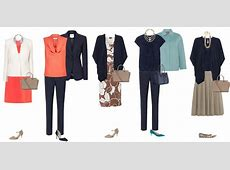 Spring Capsule Wardrobe Final Pieces and Outfits
