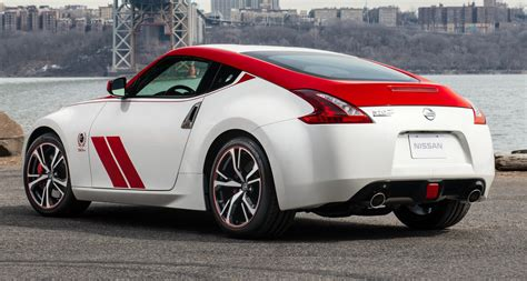 Nissan Z 2020 by Nissan Reveals The 2020 370z 50th Anniversary Edition At N