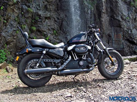 Review Harley Davidson Forty Eight by Harley Davidson Forty Eight Review Rebel Yell Motoroids