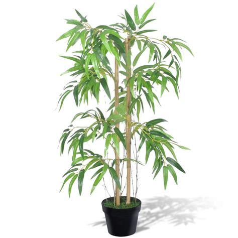 """Bambú Artificial """"twiggy"""" En Maceta, 90 Cm Tienda Online"""