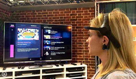 Bbc Develops A Mind-control Headset For