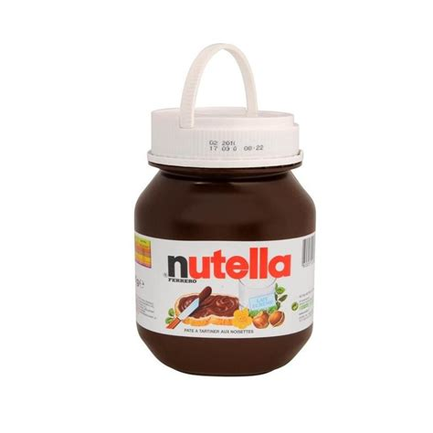 grand pot de nutella 5 kg nutella 5 kg magasin du chef