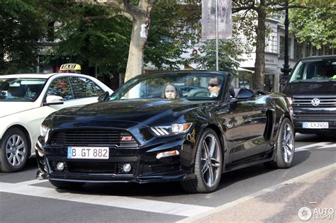 Roush Mustang Price 2016 by Ford Mustang Roush Stage 1 Convertible 2015 3 September