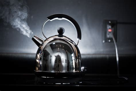 kettle boiling steam does water gas without stupid probably question quality boiler chef