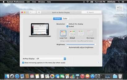 Mac Os Font System Change Increase Larger