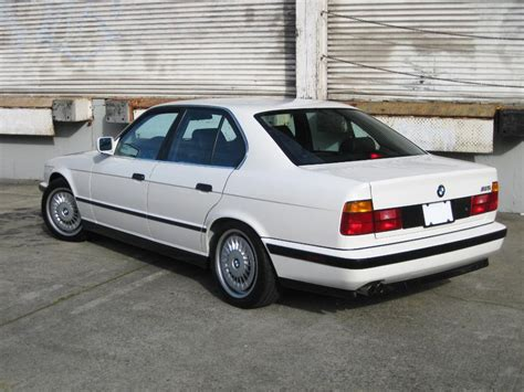 Low Mile 1991 Bmw M5 28k Miles