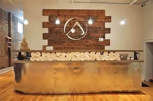 Iam Yoga Studio by CUBE Interior Design
