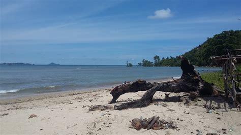 pantai batu kalang kawasan wisata  pesisir selatan