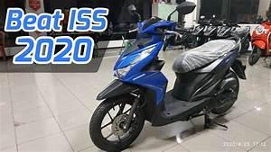 Review Honda Beat Cbs Iss Biru 2020