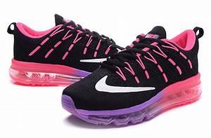 quality design 37d1a 97950 basket air max femme air max 2016 flyknit noir et rouge et violet