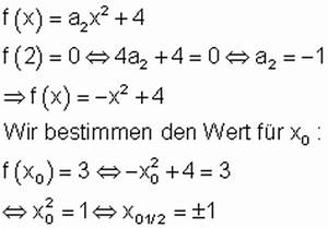 Parabel Rechnung : tangente und normale mathe brinkmann ~ Themetempest.com Abrechnung
