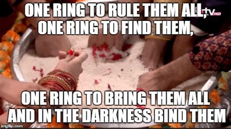 One Ring To Rule Them All Meme - imgflip