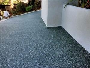 revetement exterieur terrasse revetement sol resine With revetement exterieur pour terrasse