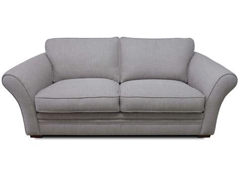 canapé en u conforama canapé fixe 3 places en tissu coloris beige vente