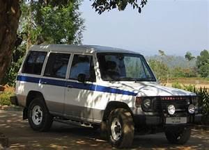 1990 Mitsubishi Pajero - Pictures