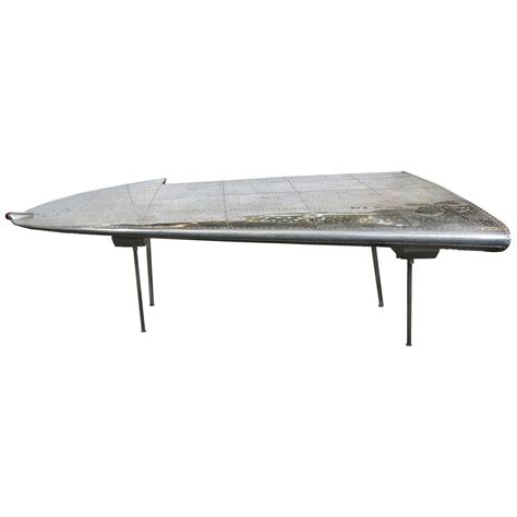 aviator wing desk airplane wing coffee table roy home design