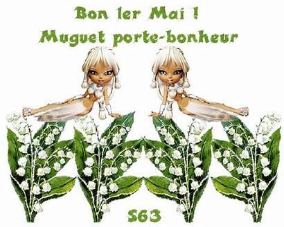 Mai 1er Cadeau Sandrine Gifs Bon Merci