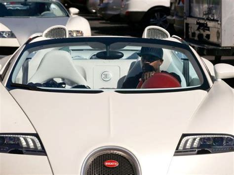Mayweather Causing A Riot With Bugatti In Hollywood