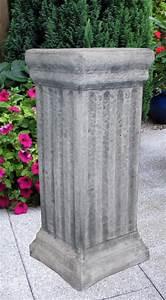 Beton Gewicht Berechnen : betons ule hellas massiv 50cm s ule beton 40kg steins ule deko garten antik ebay ~ Themetempest.com Abrechnung