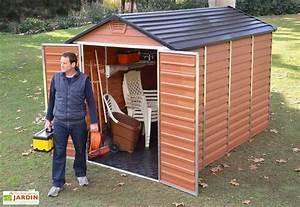 Abri De Jardin Ouvert : abri de jardin polycarbonate skylight palram 3 05x1 85 5 ~ Premium-room.com Idées de Décoration