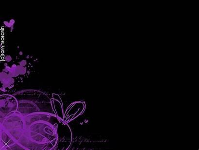 Purple Backgrounds Background Myspace Glitter Wallpapers Designs