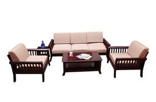 Wooden Sofa Set Designs
