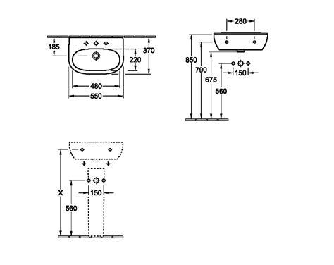 dimension vasque salle de bain meuble sous lavabo design 9 vasque salle de bain dimension du plan de vasque kirafes
