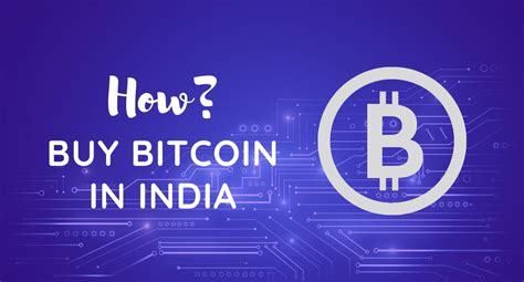 You can buy bitcoin in india through crypto currency exchanges like wazirx. How to Buy Bitcoin in India 2020 {Updated News}