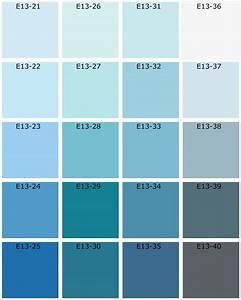 nuancier de couleur bleu 20170830222302 tiawukcom With nuancier de couleur peinture 13 le nuancier les ral armor chimie