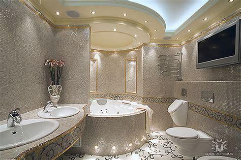 Красивые ванные комнаты (30 фото)  Ремонт ванной комнаты