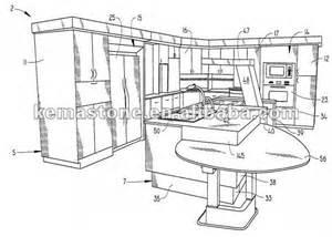 Standard Kitchen Island Size Tamaños Estándar De Cocina Isla Encimeras Y Tapas Identificación Producto 603893389