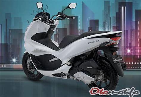 Pcx 2018 Harga Dan Spesifikasi by Harga Honda Pcx 2018 Spesifikasi Abs Dan Cbs Gambar