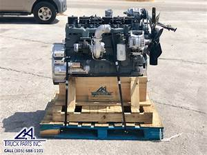 Cummins 5 9l 6bt Diesel Engine 190hp 12 Valve Motor Fully