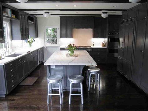 hardwood floors with dark cabinets wood floors with cabinets home furniture design