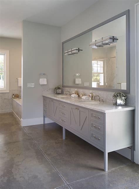 long bathroom ideas transitional bathroom sherwin