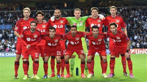 bayer  leverkusen players uefa champions league