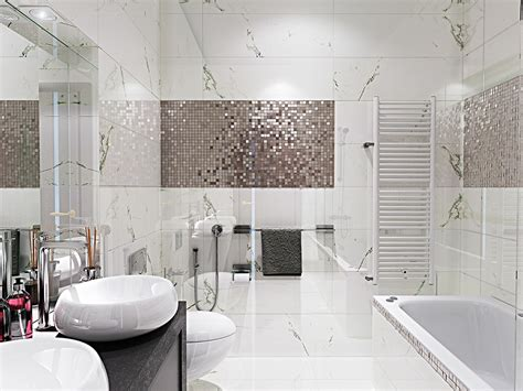glam bathroom ideas the side of neutral color palettes 5 inspiring homes