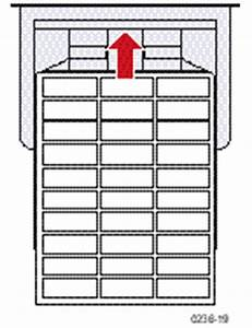 using the multi purpose tray With xerox label templates