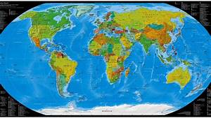 World Map Wallpaper High Resolution - WallpaperSafari