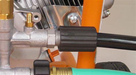generac pressure washer hook