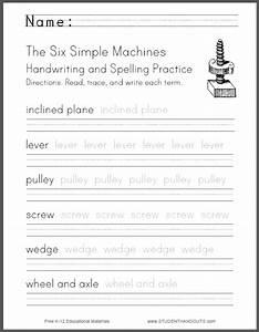 The Six Simple Machines List