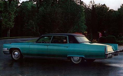 Curbside Classic 1970 Cadillac Fleetwood Brougham Last