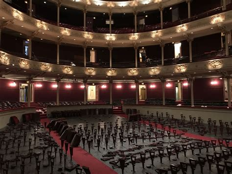 We also try to supply actual seat views from different parts of the venue to give you a sense of. Academy of Music is replacing its lumpy old seats — and, no, you're not getting cup holders