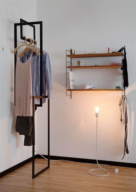 Kleiderablage Für Schlafzimmer by In Der Stadtwohnung Designer Kevin Fries Sweet Home
