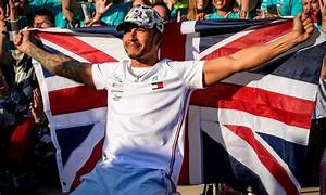 lewis hamilton ties record for most formula one world